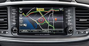 2017 Kia Sorento Navigation