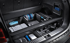 2018 Kia Sorento Hidden Storage