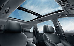 2018 Kia Sorento Panoramic Sunroof