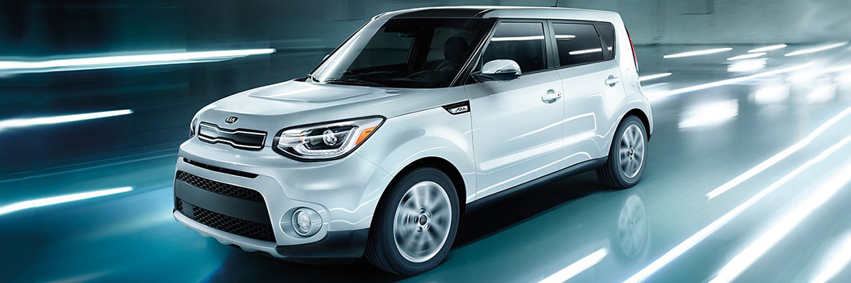 2018 Kia Soul Colorful Style Modern Technology