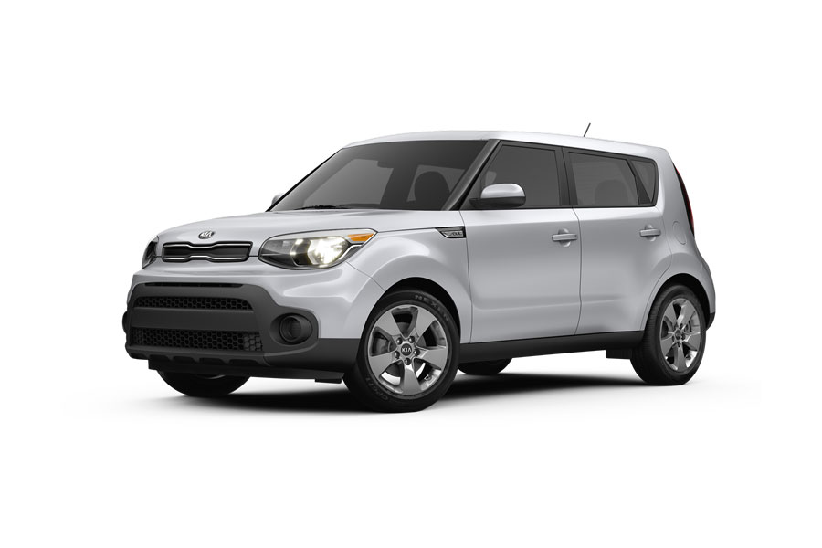 2018 Kia Soul Trim Base