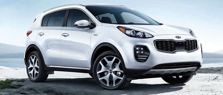 2017 Kia Sportage - Allentown Car Dealership
