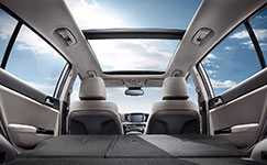 2018 Kia Sportage Panoramic Sunroof