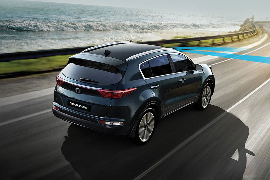 2018 Kia Sportage Performance
