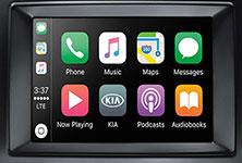 2018 Kia Sportage Smartphone Integration