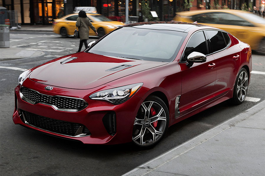 2019 Kia Stinger Sporty