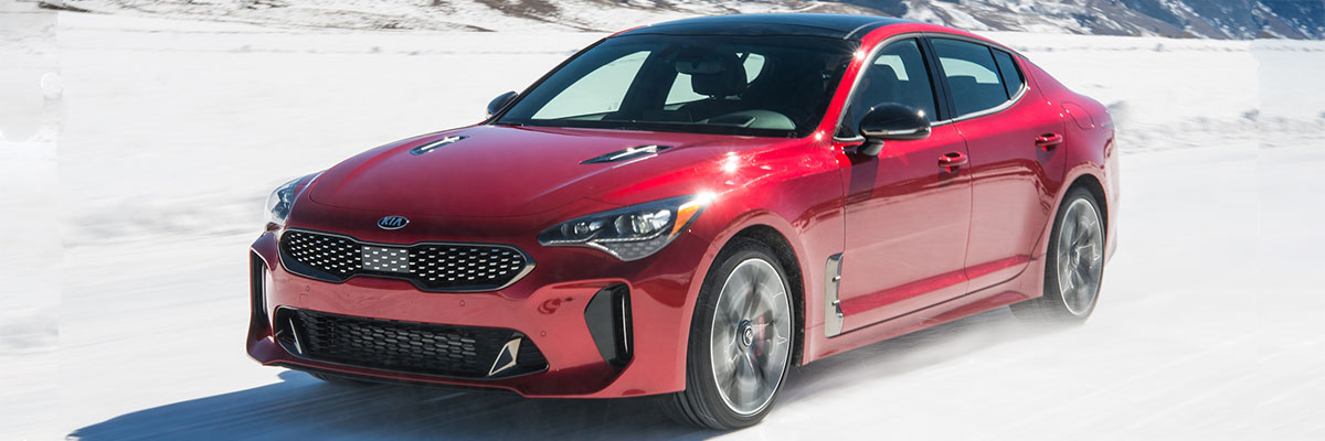 2019 Kia Stinger Preview