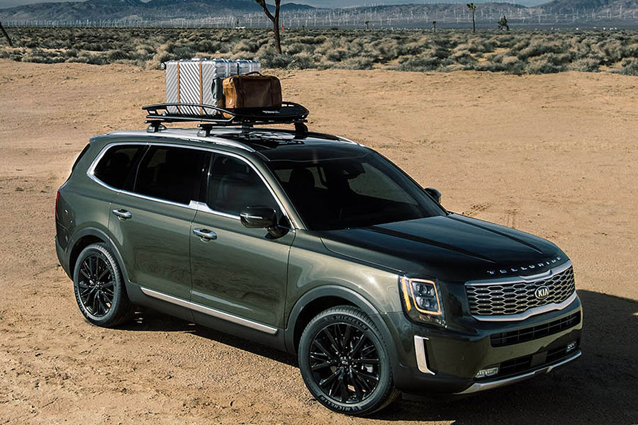 2020 Kia Telluride Rugged