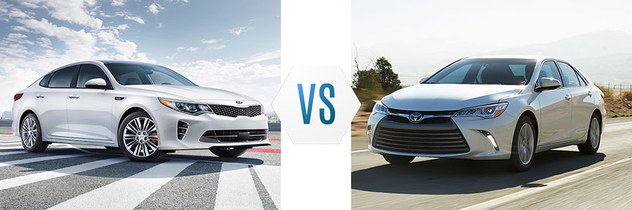 2017 Kia Optima vs Nissan Altima