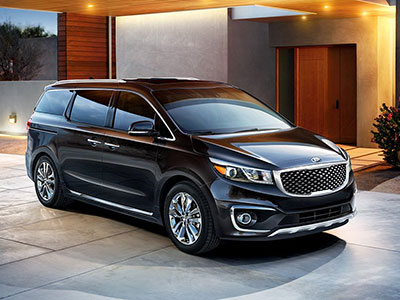 A Minivan Is All About Interior E And Practicality The 2017 Kia Sedona Delivers In Spades Apart From Third Row Seats Only Being Enough For