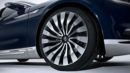 2016 Lincoln Continental Chrome Trim