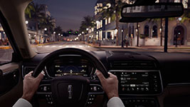 2017 Lincoln Continental Driver-Assist Technology