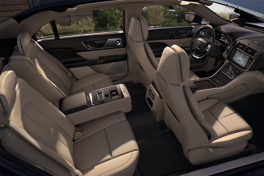 2020 Lincoln Continental Interior
