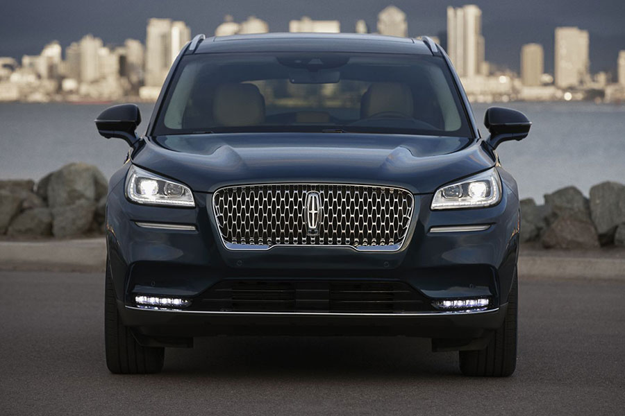 2020 Lincoln Corsair Exterior