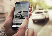 2016 Lincoln MKC MyLincoln Mobile App