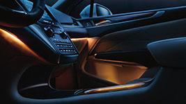 2016 Lincoln MKC Premium Interior Comfort