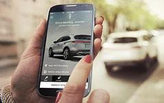 2017 Lincoln MKC MyLincoln Mobile App