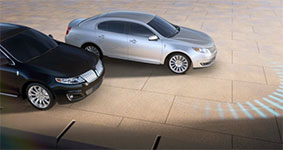 2016 Lincoln MKS Active Park Assist