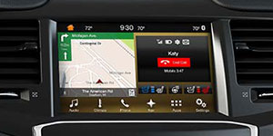 2016 Lincoln MKS SYNC with MyLincoln Touch