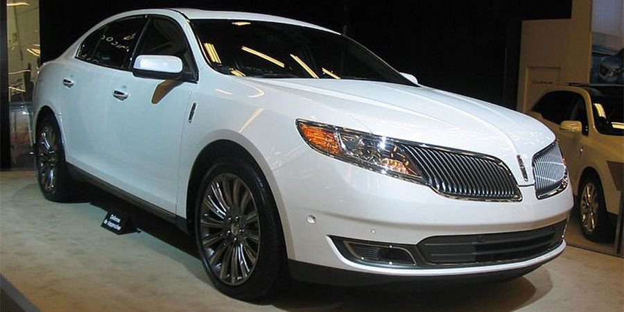 Used Lincoln MKS Gen 1