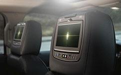 2016 Lincoln MKT Dual Headrest DVD System