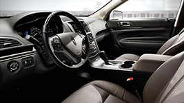 2016 Lincoln MKT Rich, Handsome Interior