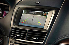 2016 Lincoln MKT Rearview Camera
