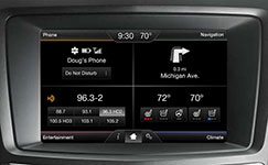 2016 Lincoln MKT Sync 3