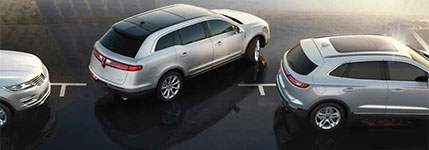 2017 Lincoln MKT Active Parking Assistance