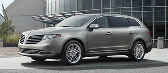 2017 Lincoln MKT Unique Styling