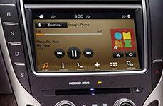 2017 Lincoln MKX Sync 3