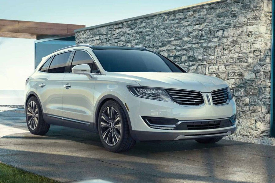 2018 Lincoln MKX Styling