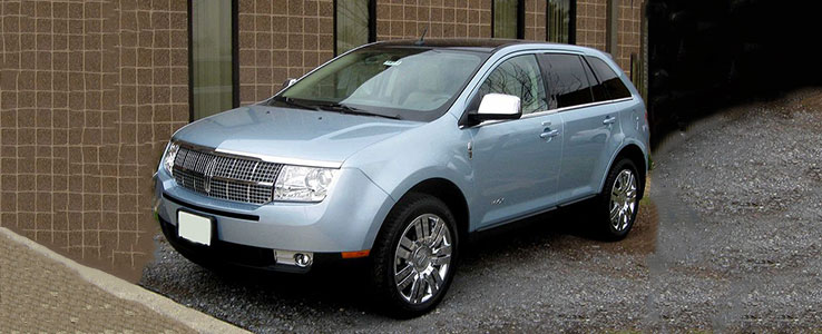 Used Lincoln MKX First Generation