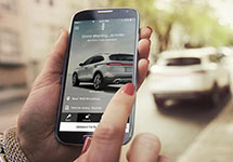 2016 Lincoln MKX Reserve MyLincoln Mobile