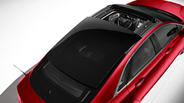 2016 Lincoln MKZ Retractable Panoramic Roof