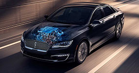 2017 Lincoln MKZ Twin-Turbocharged Power