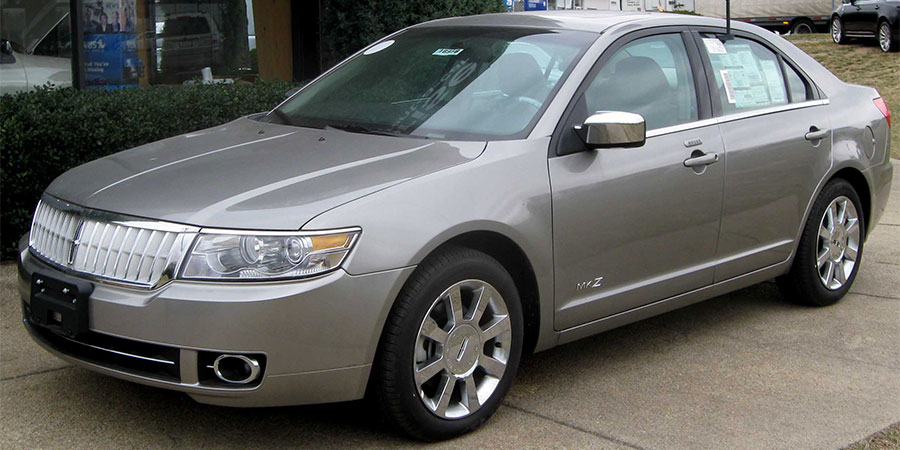 Used Lincoln MKZ 1st Generation