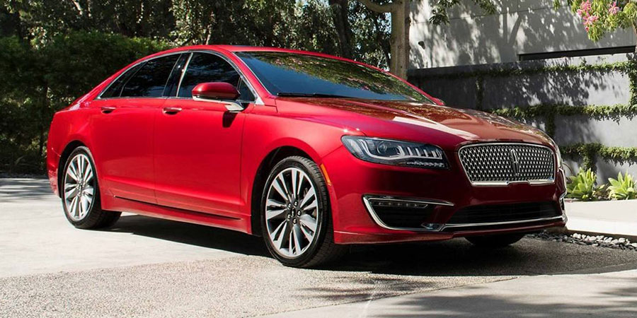 Used Lincoln MKZ Gen 2