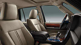 2016 Lincoln Navigator Heated & Cooled Front Seats