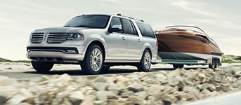 2016 Lincoln Navigator BIC Towing and Trailer Hitch