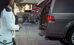 2017 Lincoln Navigator Power Liftgate