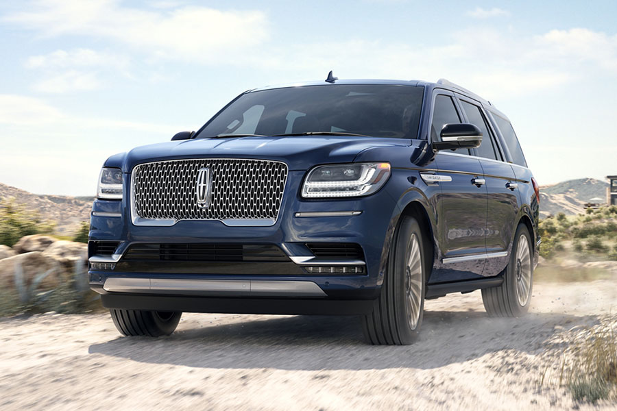 2020 Lincoln Navigator Off-Road