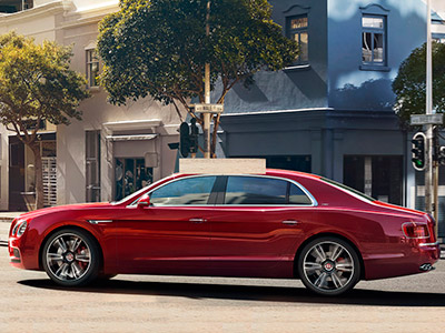 2017 lincoln continental vs bentley flying spur. Black Bedroom Furniture Sets. Home Design Ideas