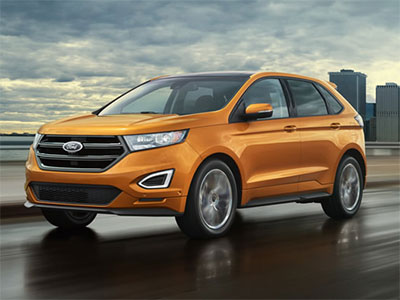 The Ford Edge Is Our Choice For Power And Performance Because It Offers Three Engine Options That Means You Can Tailor Your Edges Ride To Suit Your