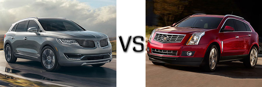2016 Lincoln MKX vs Cadillac SRX