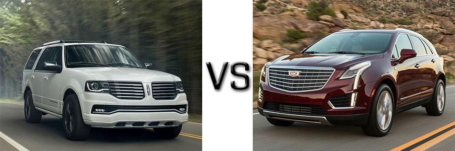 2016 Lincoln MKC vs Cadillac XT5