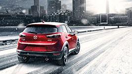 2017 Mazda CX-3 All-Wheel Drive