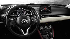 2017 Mazda CX-3 Modern Communication