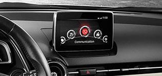 2018 Mazda CX-3 Mazda Connect