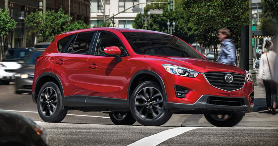 2016 5 Mazda Cx 5 Power Mazda